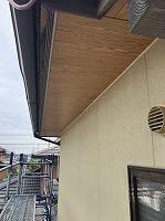 街の屋根やさん四日市店 軒天