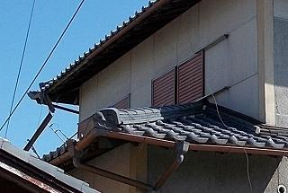 雨樋 街の屋根やさん四日市店