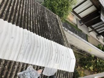 屋根修繕 台風被害 街の屋根やさん四日市店