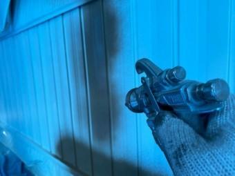 いなべ市、外壁塗装、上塗り