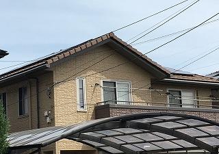 雪止め 太陽光パネル 街の屋根やさん四日市店