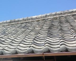 漆喰剥がれ 瓦ズレ 街の屋根やさん四日市店 鈴鹿市