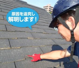 屋根の無料点検 津市