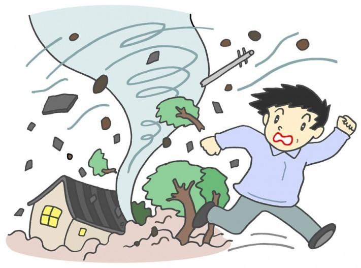 突風屋根被害 竜巻被害  突風 屋根修理 屋根補修