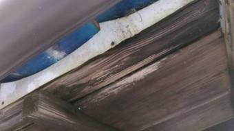街の屋根や四日市 雀口清掃