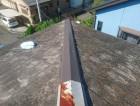 棟板金補修 台風被害 街の屋根やさん四日市店 いなべ市