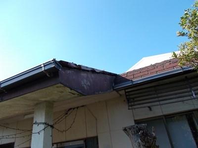 軒先板金 街の屋根や四日市