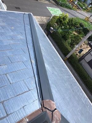棟板金 街の屋根や四日市