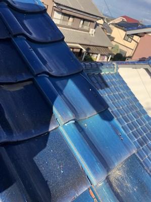 街の屋根や四日市 瓦補修