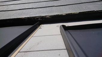 防水シート、ガルバニウム鋼板